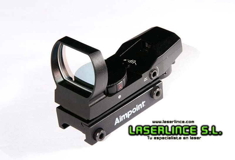 Red Dot AIMPOINT 4 reticles Red and Green
