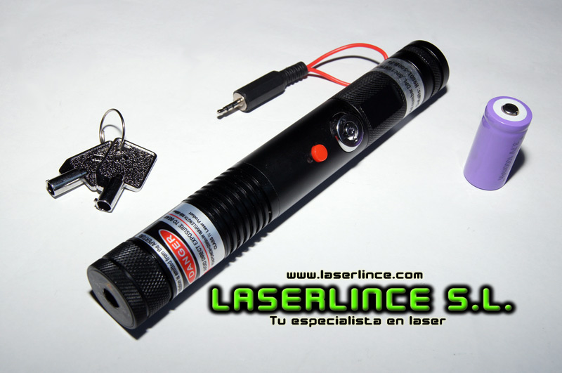 500mW 980nm infrared laser pointer