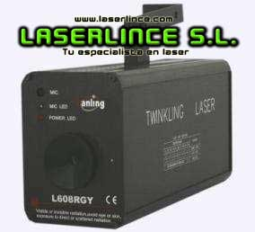 L608RGY (green, red and yellow 150mW kaleidoscope)