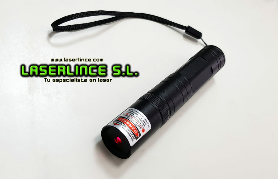 03R 50mW (650nm) Red Laser Pointer