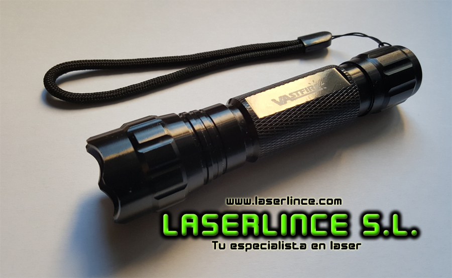 WF501 Infrared Light Flashlight (4W Power) 980nm