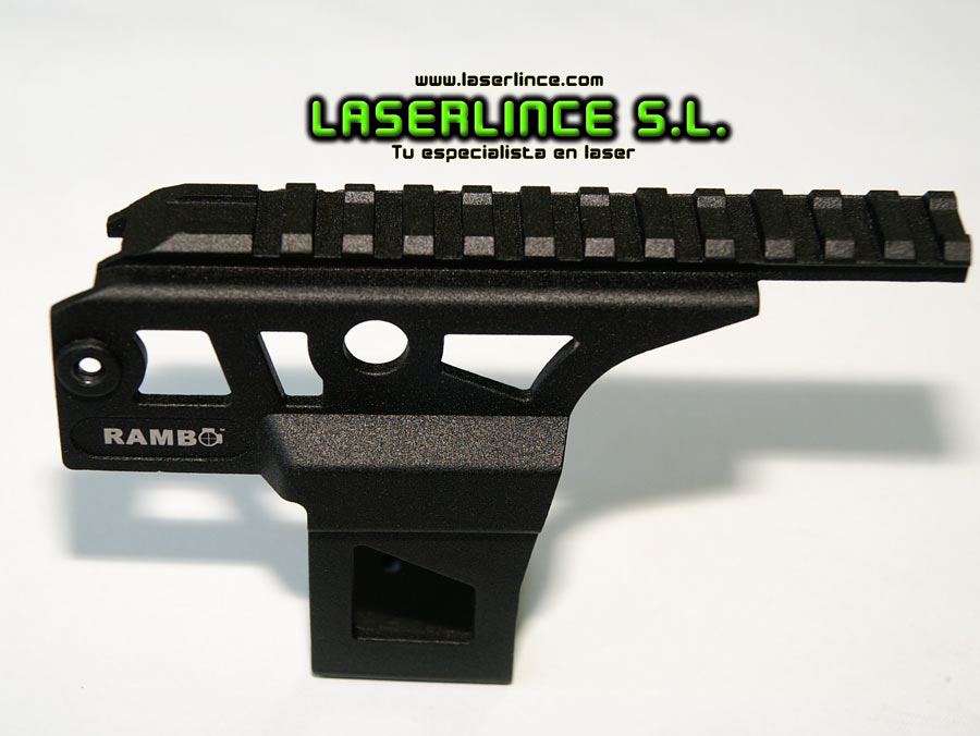 Mount AK series aluminum with 20mm Picatinny Rail