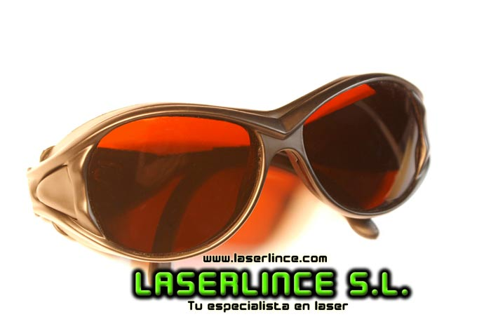 Goggles for green laser Eagle Pair