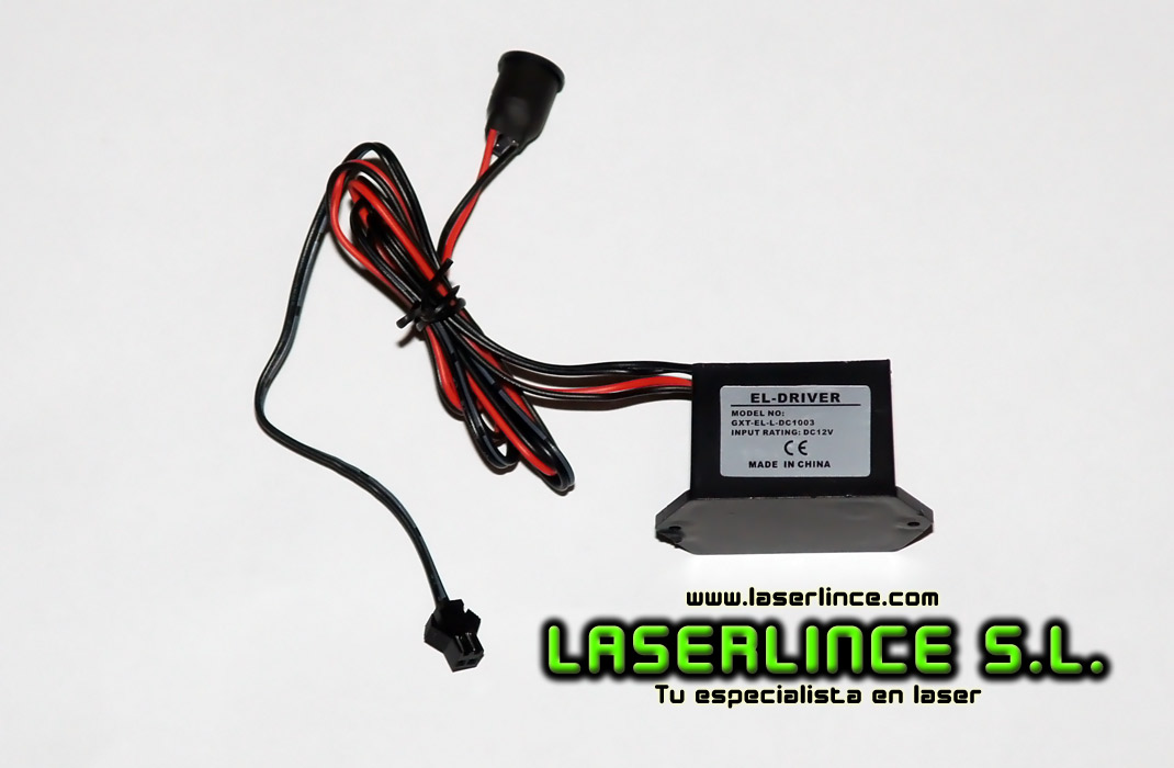 Inverter for 12V DC LED light