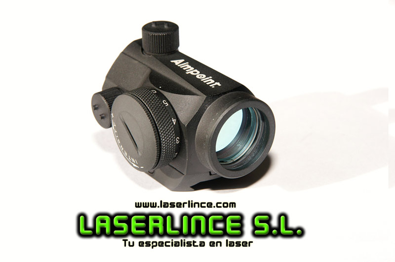 Red dot holographic 1X24 MICRO Green, red Aimpoint