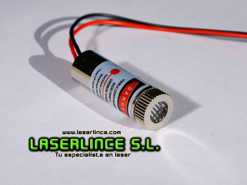 Red Laser  Line Generators 5mW (650nm)