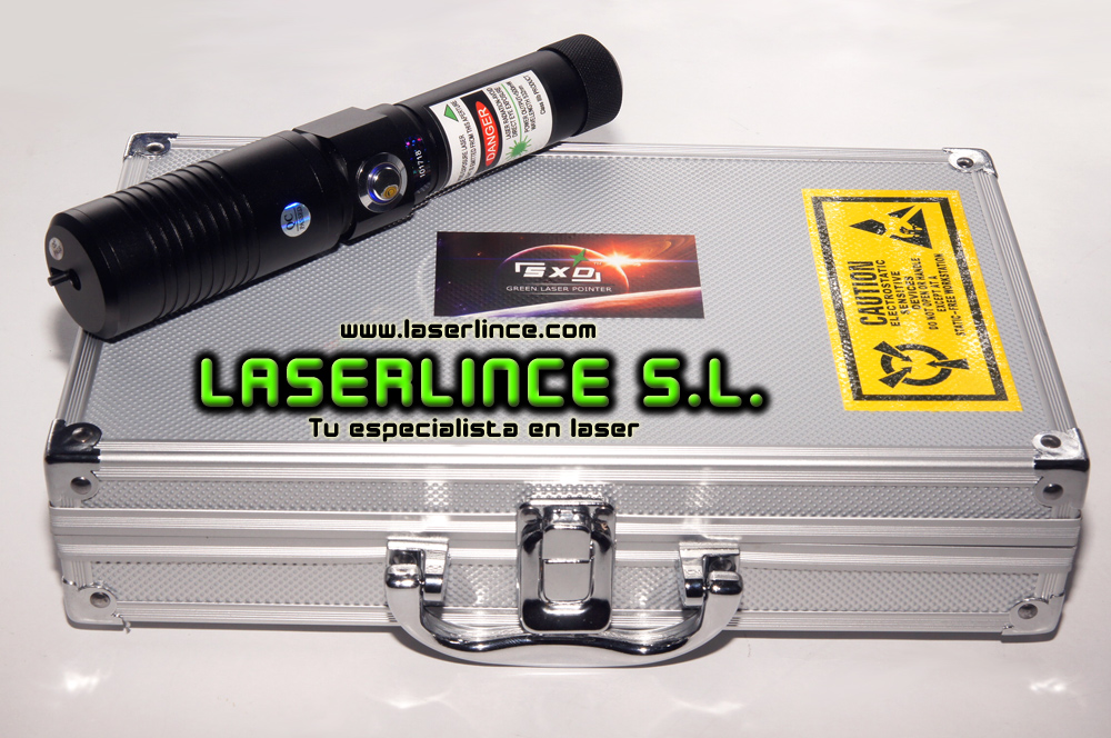 F3 500mW Green Laser Pointer (532nm)