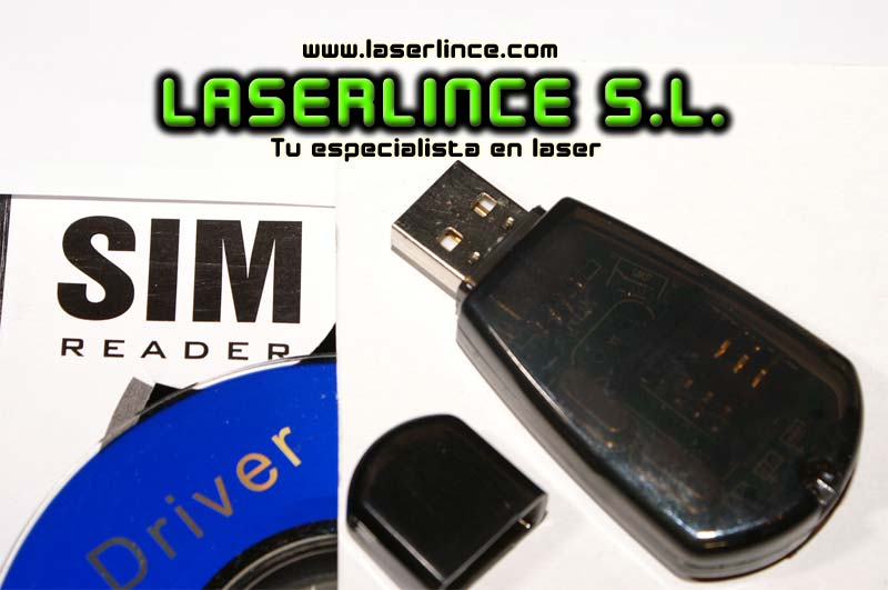 Card Reader SIM cards for mobile phones.