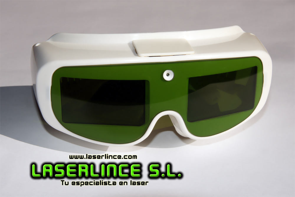 IPL Goggles High speed electronic