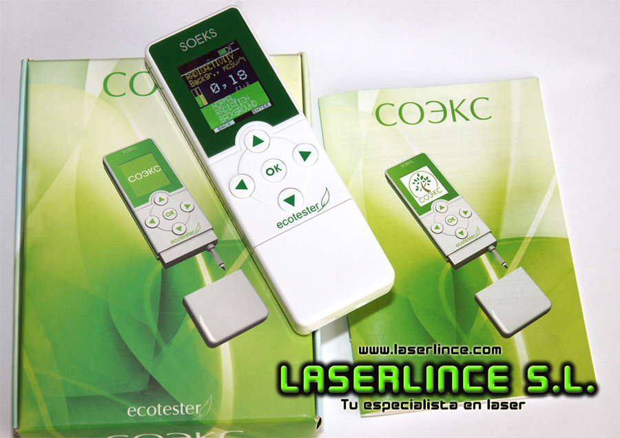 Measurer of nitrates and of radioactivity (2 in 1) Ecotester SOE